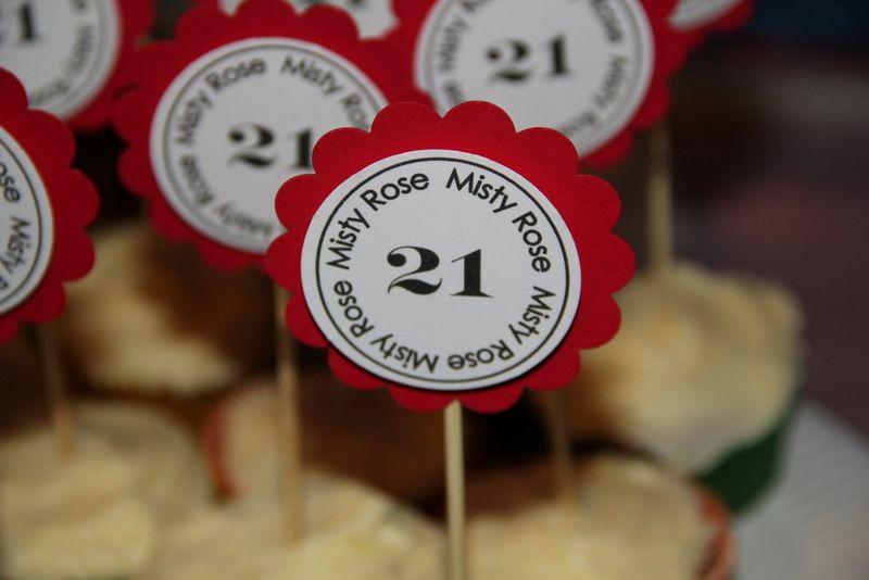 Misty Cupcakes